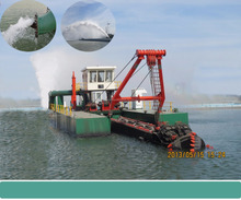 "26"" and 24"" 1500 cbm/h China Hydraulic cutter suction ship dredger for silt dredging for sale"