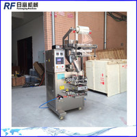 Customized ketchup viscous liquid packing machine