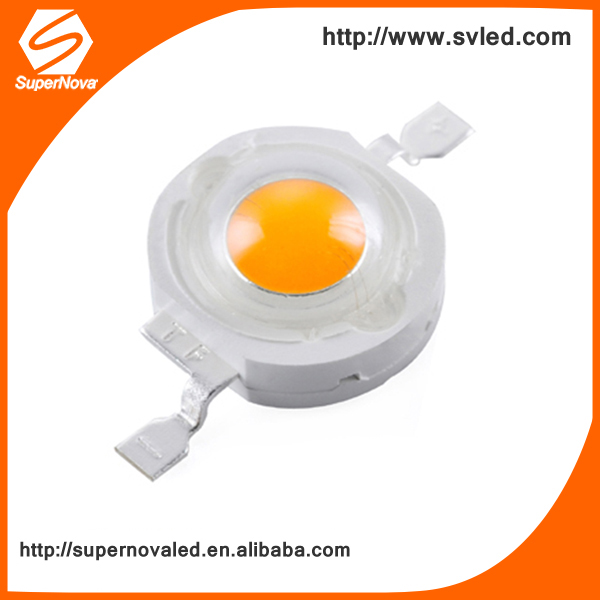 High power full color 350ma 1w rgb led