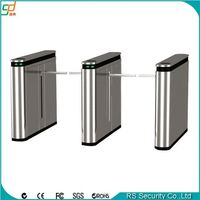 china factory memory function wing barrier turnstile mobile barcode scanner
