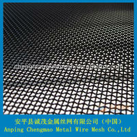 SS304 STAINLESS STEEL FIREPROOFING WINDOW SCREEN