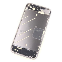 Silver bezel middle frame middle chassis housing plate board for iphone 4G 4S