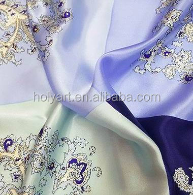 hot sale high quality silk scarves for dyeing