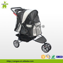 Small dimension Foldable Pet Carrier With Wheels For Sale