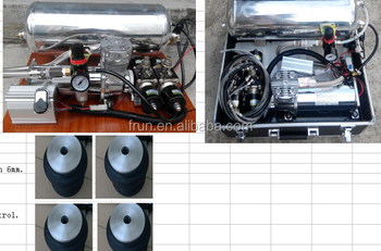 remote universal air suspension system new models air suspension common use air springs fit for any cars