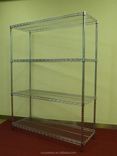 "DURABLE CHROME WIRE SHELVING MESH SHELF 14""X24"""
