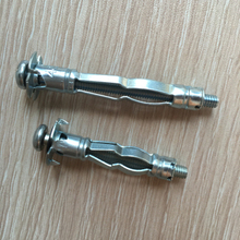 cavity fixing metal hollow wall anchor bolt galvanized