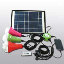 Multi functional home appliance lamp with solar panel(JR-SL988A)