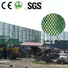 High quality mine field plastic sand proof netting anti dust and wind mesh