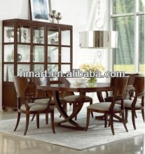 High Quality Black Lacquer Dining Room Furniture Sets
