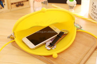 Hot Seller Silicone coin wallet durablepurse low price