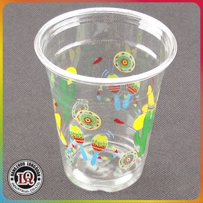 12oz PET Plastic Cup Wholesale Made In China