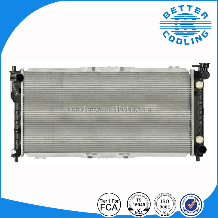 Water Cooling Auto Aluminum Radiator Core For MAZDA 98-99 626 DPI 2008 Car Aluminum Radiator