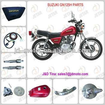 spare parts GN125H