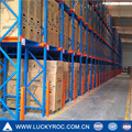 ISO approved China industrial warehouse storage heavy duty drive in pallet rack