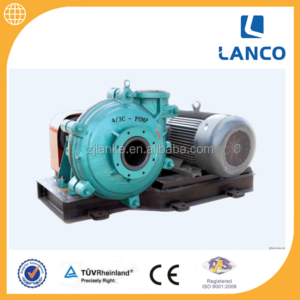Belt Driven Mine Water Drainage Pump Made In China