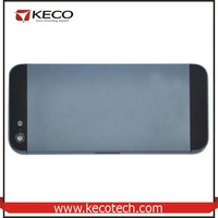 Factory Price Back Glass Housing Battery Cover For iPhone 5 Black