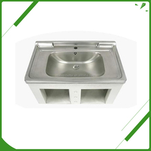 Made in china stainless steel freestanding kitchen sink