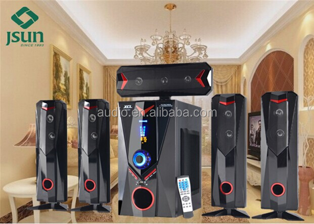 big bass pa subwoofer speaker box with bluetooth function DM6522