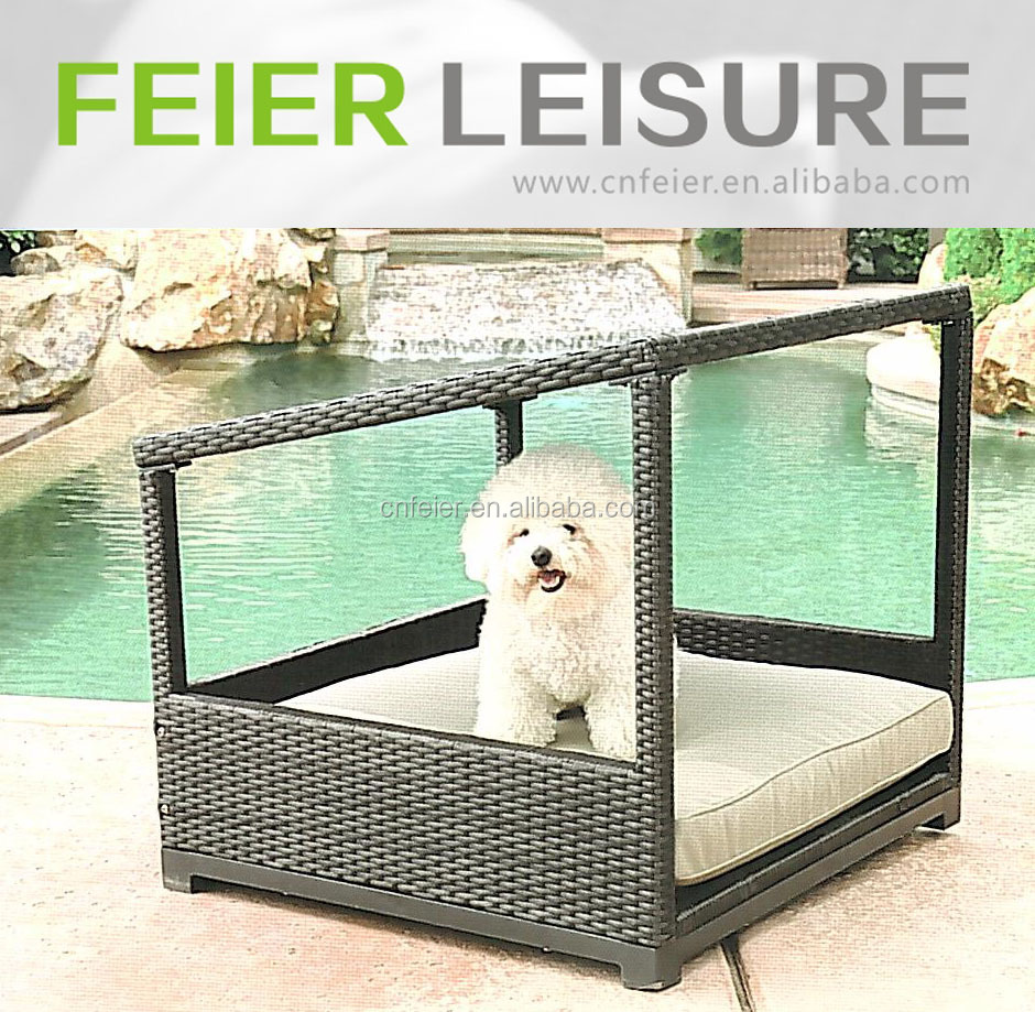 Hot sale new style handmade durable dog pet house
