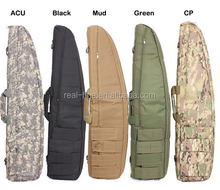 New Duty Tactical Gun slip Bevel Carry Bag Rifle Case shoulder pouch for Hunting