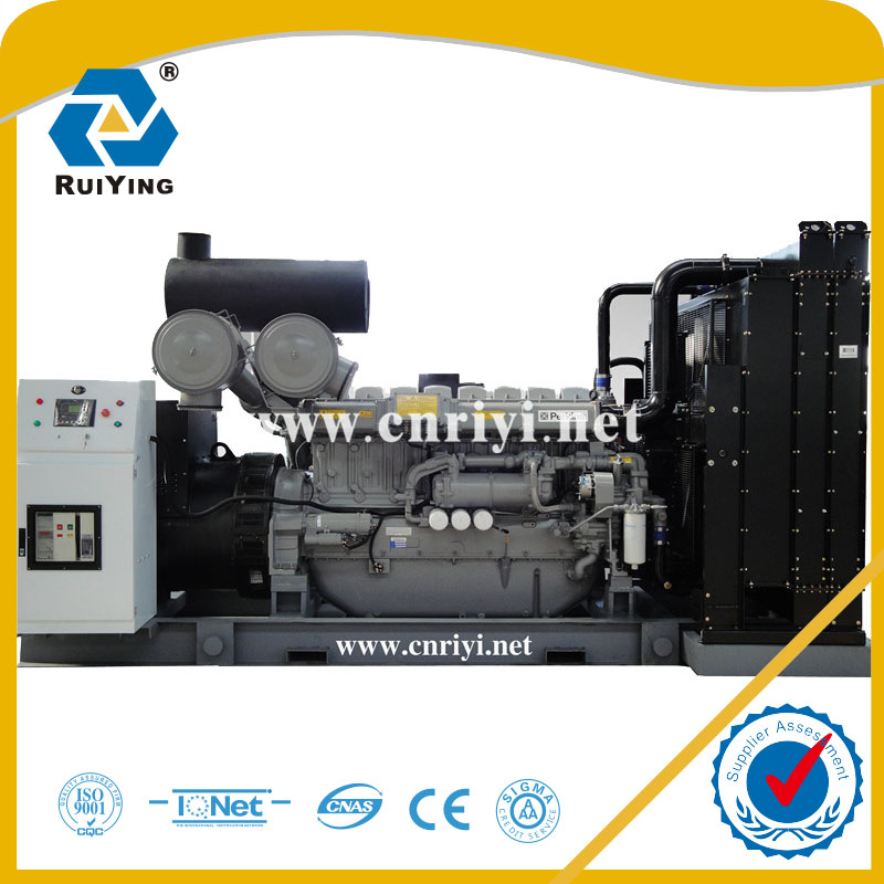 120kw 150kva China diesel engine generator for power plant