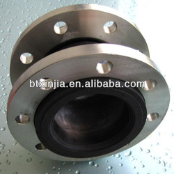 Plumbing Fittings Floating Flange Flexible Rubber Joint