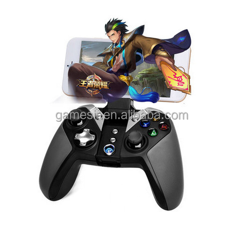 Gamepad Game Controller GameSir G4/G4s Bluetooth 4.0/2.4G Wireless/Wired For iOS Android TV BOX Smartphone PC PS3