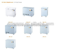 Professional Enviorment reform green energy Solar Powered Deep Freezers