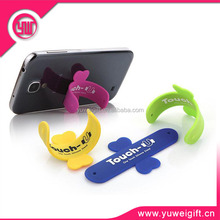 New arrived hot selling lazy multi rubber band cell phone holder