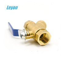 High quality and low price manufacturer fitting brass y strainer valve brass y boiler valve