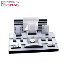 Countertop Acrylic Watches Bracelet Display Stand