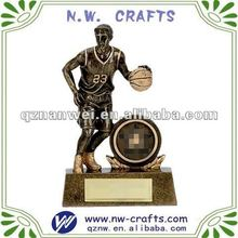 Custom basketball sport figure