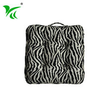 China Supplier eco-Friendly Jacquard woven thin chair seat pad