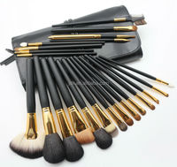 From China Brush Factory 22pcs Beauty Makeup Cosmetic Brush Set