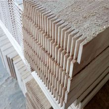 Factory Supplier Finger Joint Edge Glued Paulownia Wood Board Panel