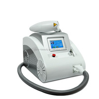 Q-Switch Nd:Yag Laser Tattoo Removal System/Remove Pigment And Tattoo Machine DO-T02