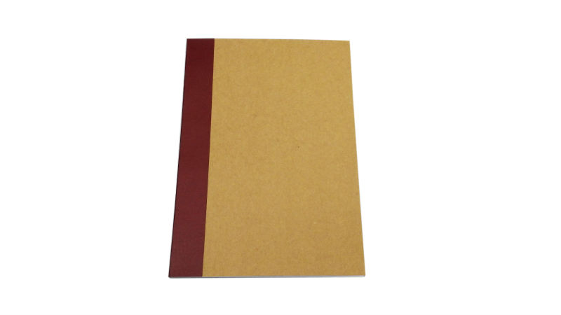 Modern Design A5/A6 Sewing Binding Kraft Paper Note book