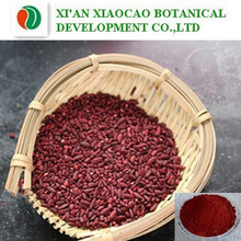 100% Pure Organic Monascus Purpureus Went/ Red Yeast Rice Extract