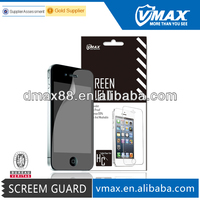 Magnetic screen protector for iPhone,iPhone 4s screen protector oem/odm (High Clear)
