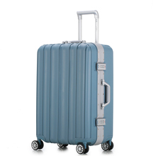 brand ABS frame urban trolley TSA luggage
