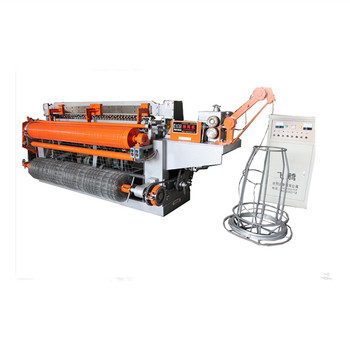 Wire mesh panel welding machine China supplier / welded wire fence manufacturing machine / wire mesh fence machine made in China
