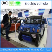 China cheap product eec m1 electric car 4 seater