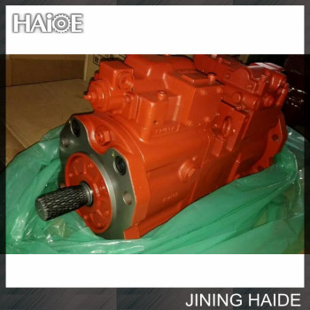 Kawasaki K3V63DT hydraulic pump for 120B excavator