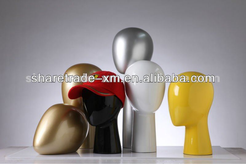 2013 fashion durable manequin dummy head for sale