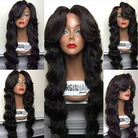 High Quality Natural Scalp small head wig 100% Virgin human hair