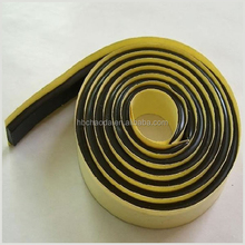 Black Butyl Putty Tape /Mastic Tape for Steel Pipeline Surface Coating