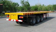 2016 China Best Container Semi-Trailer Double/Three Axles with reliable reputation