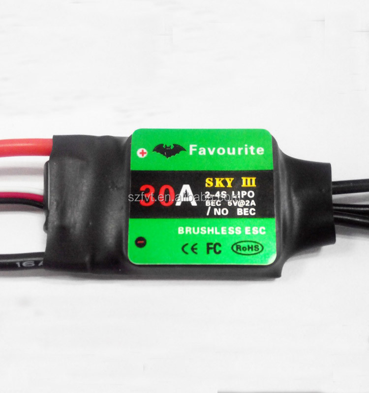 high quality 30a waterproof esc for car racing games free download
