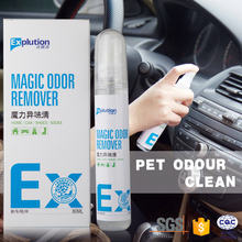Factory supply eco-Friendly car air freshener spray non-toxic